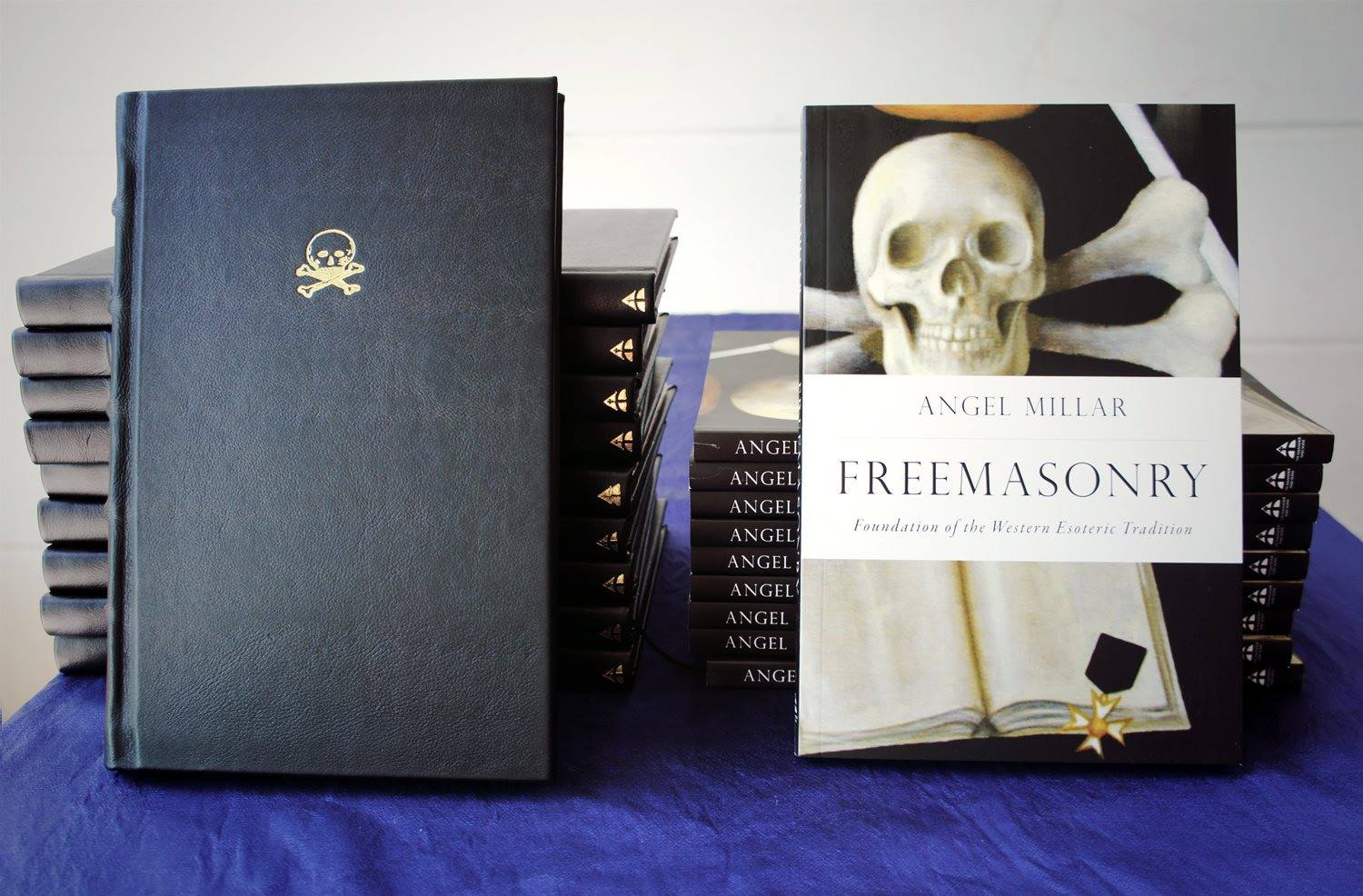 Freemasonry book available from Salamander and Sons